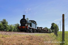 1st June 2019. Service trains and a goods on the Bluebell. (Dangerous44) Tags: o1 55 goods 263 hclass bluebell