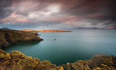 Dingle Bay (Kevin.Grace) Tags: ireland kerry dingle bay long exposure clouds mountains landscape sunset