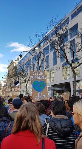 Marche pour le climat - 16 mars 2019
