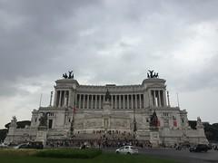 Rome, Italy, 2009- (From Manhattan to Havana) Tags: rome roma rooma italia italy monumento vittorio emanuele ii wedding cake altare della patria mole del vittoriano