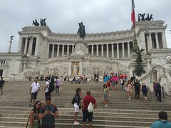 Rome, Italy, 2009- (From Manhattan to Havana) Tags: rome roma rooma italia italy vittoriano del mole patria della altare cake wedding ii emanuele vittorio monumento