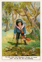 """""""Aus dem Märchenreich"""", Bild 3 (altpapiersammler) Tags: alt old vintage märchen myth fairytale chromolithografie chromo lithografie lithography bunt buch book kindheit childhood"""