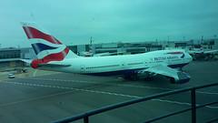 Queen Indulgence - Three (ZD703) Tags: gcivt boeing 747 heathrow boeing747 britishairways queenoftheskies