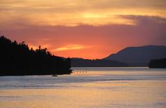 Sound of Silence (Sun~Lover) Tags: archipelago islands sanjuanislands washington ferry sunset soundofsilence pugetsound