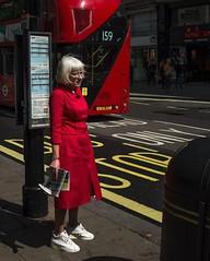 The wait.#streetphotography #oxfordstreet #mayfair #everyday... (lorenzogrif) Tags: streetphotography oxfordstreet mayfair everyday woman bus doubledeckerbus myfeatureshoot london red uk spicollective england igstreetphotography theprintswap lensculture urbanphotography aspfeatures ipctakeover magnumphotos hcscstreet thebrightsideofeu shadowhunters eyeshotmag