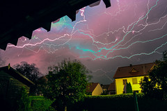 Gewitter-1_16 (NiBe60) Tags: gewitter blitz wolken regen sturm donner strom nacht thunderstorm lightning clouds rain storm thunder stream night