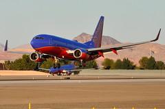 Southwest Airlines (SWA) - Boeing 737-700 - N229WN - McCarran International Airport (LAS) - Las Vegas - September 23, 2013 2 977 RT CRP (TVL1970) Tags: nikon nikond90 d90 nikongp1 gp1 geotagged nikkor70300mmvr 70300mmvr aviation airplane aircraft airliners mccarraninternationalairport mccarranairport mccarran mccarraninternational lasvegas las klas n229wn southwestairlines southwest swa boeing boeing737 boeing737700 b737 b737ng 737ng 737 737700 737700wl boeing7377h4 7377h4 7377h4wl aviationpartners winglets cfminternational cfmi cfm56 cfm567b24