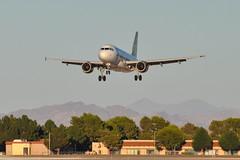 Frontier Airlines - Airbus A319-100 - N926FR - Domino - McCarran International Airport (LAS) - Las Vegas - September 23, 2013 2 963 RT CRP (TVL1970) Tags: nikon nikond90 d90 nikongp1 gp1 geotagged nikkor70300mmvr 70300mmvr aviation airplane aircraft airliners mccarraninternationalairport mccarranairport mccarran mccarraninternational lasvegas las klas n926fr frontierairlines frontier dominotheblacktaildeerfawn domino airbus airbusindustrie airbusa319 airbusa319100 a319 a319100 airbusa319111 a319111 airbusa319112 a319112 cfminternational cfmi cfm56 cfm565b5p cfm565b6p