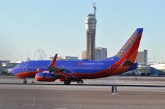 Southwest Airlines (SWA) - Boeing 737-700 - N240WN - Live In The Vineyard - McCarran International Airport (LAS) - Las Vegas - September 23, 2013 2 929 RT CRP (TVL1970) Tags: nikon nikond90 d90 nikongp1 gp1 geotagged nikkor70300mmvr 70300mmvr aviation airplane aircraft airliners mccarraninternationalairport mccarranairport mccarran mccarraninternational lasvegas las klas n240wn southwestairlines southwest swa liveinthevineyard speciallivery boeing boeing737 boeing737700 b737 b737ng 737ng 737 737700 737700wl boeing7377h4 7377h4 7377h4wl aviationpartners winglets cfminternational cfmi cfm56 cfm567b24 tiresmoke