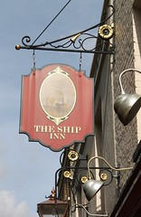 The Ship Inn, Rochester (Ray's Photo Collection) Tags: pub rochester sign theshipinn medway kent publichouse