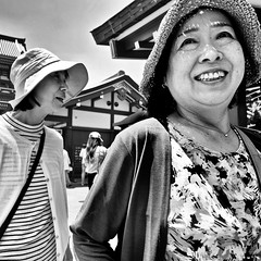 asakusa, japan (michaelalvis) Tags: asia asakusa bw blackandwhite buildings candid city citylife pedestrian fujifilm flickr friends fujicolor japan japon japanese monochrome mono nihon nippon peoplestreet portrait people peoplestreets photography streetphotography streetlife street travel tokyo tourists urban women walking x70 happyplanet asiafavorites
