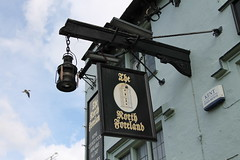 Lamp and Pub Sign, The North Foreland, Rochester (Ray's Photo Collection) Tags: pub rochester sign lamp thenorthforeland publichouse medway kent