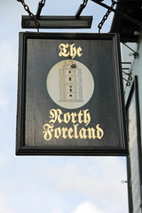 The North Foreland, Rochester (Ray's Photo Collection) Tags: pub rochester sign thenorthforeland publichouse medway kent