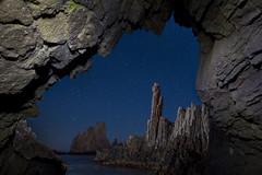 _DSC5655-61 (fjsmalaga) Tags: ngc nocturnas estrellas rocas noche mar viajes almeria