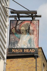 The Nag's Head, Rochester (Ray's Photo Collection) Tags: pub rochester sign nagshead thenagshead publichouse medway kent