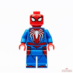 PlayStation 4's Spider-Man Is The First Revealed SDCC LEGO Minifigure Exclusive (fbtb) Tags: sdccexclusives spiderman ugghghhhhhh