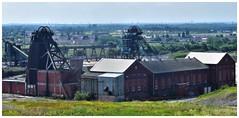 Hatfield main. (A tramp in the hills) Tags: doncaster southyorks hatfield hatfieldmaincolliery coal headgear