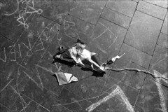 kite (generalzorn) Tags: pentaxk1000 vivitar19mm ilforddelta100 film coventry millenniumplace city urban