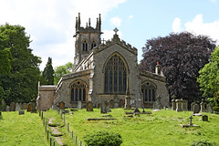 St Andrew's Church, Aysgarth (Roger Wasley) Tags: standrews church aysgarth north yorkshire exterior holy building history historic england