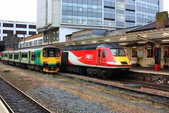 LNER at Harrogate (Chris Baines) Tags: lner hst london kings cross harrogate service former lm 150 109
