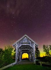 Aurora Hunt - Cabot, VT (Dino Sokocevic) Tags: landscape nikon tamron ultrawide aurora auroraborealis nightscape stars astrophotography space
