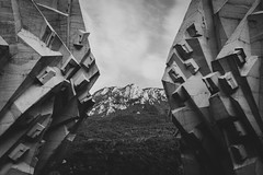 Tjentiste War Memorial (Der Berzerker) Tags: 2018 bosniaandherzegovina d750 lrmobile nikon sutjeskanationalpark tjentiste