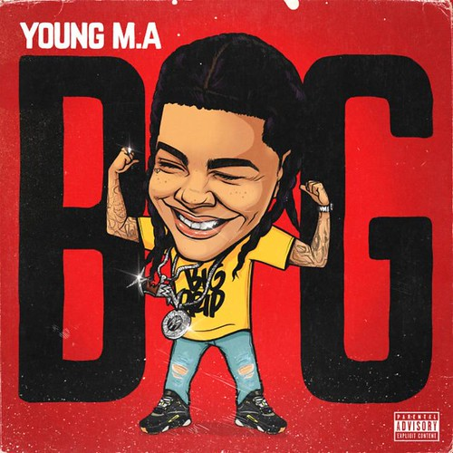 Young M.a fan photo