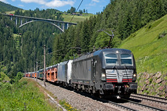 193662, Sankt Jodok am Brenner (A), 24/06/19 (bontybermo402) Tags: am brenner siemens sankt jodok mrce lokomotion vectron 193662 x4e 662 brennerbahn