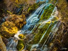 Río Cuervo (Silvia Illescas Ibáñez) Tags: river waterfall water agua cascada españa paisaje rio cuenca sierra naturaleza landscape nature