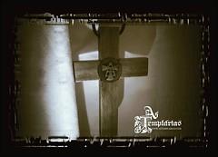 As Templarias en 2019 (Templieres) Tags: templieres templarias croix héraldique sceau insignes