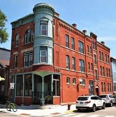 1511 N. Wood Street/1754 W. Le Moyne Street (Brule Laker) Tags: chicago illinois wickerpark