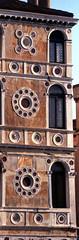 Palazzo Dario (pho-Tony) Tags: venice pentaxespio200 pentax espio 200 compact zoom 48200 48mm200mm iq iqzoom automatic japan japanese 35mm film analog analogue lomography iso 400 color colour negative tetenal c41 palazzo dario palazzodario