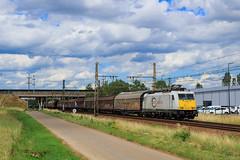 Traxx ECR sur le Stiring-Wendel-Perpignan (AziroxY) Tags: trains trainspotting train traxx ecr euro cargo rail photo photographie photosncf plm fret