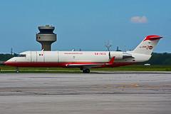 XA-VCS (Aeronaves T.S.M.) (Steelhead 2010) Tags: aeronavestsm bombardier canadair crj crj200sf cargo freighter yhm xareg xavcs