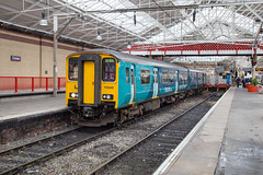 TfW 150 280 Crewe (daveymills37886) Tags: tfw 150 280 crewe 1502 class
