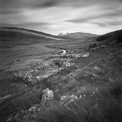 Kilmory Cemetery (Mark Rowell) Tags: isleofrum highlands scotland hasselblad 903 swc fuji acros bigstopper longexposure blackandwhite bw 120 6x6 mediumformat film kilmory cemetery
