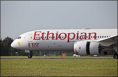 ET-AUQ Boeing 787-9 Ethiopian Airlines (elevationair ✈) Tags: summer dublin sun plane airplane airport aviation sunny landing 100th 100 boeing arrival dub dublinairport ethiopian 789 787 ethiopianairlines dreamliner avgeek eidw boeing7879 etauq 100thaircraftdelviered