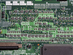 electronic circuit main board details macro pgotography (ciddibirikiuc) Tags: abstract background board capacitor chip circuit component computer computercomponent computerrepair computerservice details electronic electroniccircuit engineering equipment hardware industry macrophotography mainboard microchip microprocessor motherboard network pattern processor repair semiconductor shiny system technologic technology upgrade communication design cpu card lines tech technical networking manufacturing digital data connection m43turkiye m43turkiyecom olympus60mmf28macro bilgisayar anakart elektronikdevre