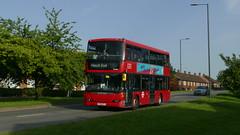 OmniBandit (londonbusexplorer) Tags: london sovereign ratp group scania n230ud omnicity sp40083 yt59ryj h14 hatch end northwick park hospital tfl buses