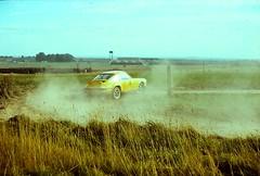 Sort-out stages, Salisbury Plain, September 1978 (beareye2010) Tags: rally porsche rallyinginthe1970s rallycar motorrallying sortoutstages 1978 1970s wiltshire wilts salisburyplain