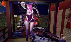 Pink-Devil (RuriMoon) Tags: anime art ayashi animemanga accion angel queen woman eyes event evil edicion 3d pixie secondlife sugoii kawaii cute