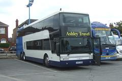 Ashley Travel (Hesterjenna Photography) Tags: ou59aur x77scj coach psv bus thamestransit stagecoachwestern western excursion sheffield vanhool stagecoach scotland ashley travel