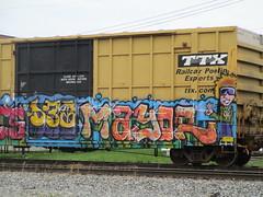 Mayor (Swish 1998) Tags: freight graffiti d30