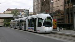 2009-05-12 Lyon Tramway Nr.22 (beranekp) Tags: france frankreich lyon tram tramvaj tramway tranvia strassenbahn šalina elektrika električka 22
