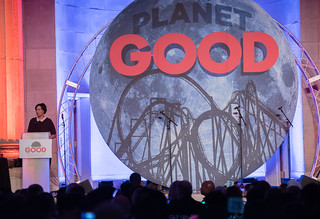 April 11, 2019 MMB Received the 2019 GOODAward at the GOOD Gala