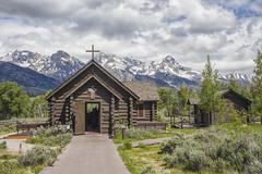 Chapel of the Transfiguration - Grand Teton National Park 7I4A3909 (raddox) Tags: grandtetonnationalpark grandteton nationalpark tetonmountains mountain chapel chapelofthetransfiguration