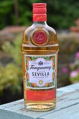 Tanqueray Flor De Sevilla (conall..) Tags: tanqueray flor de sevilla tanquerayflordesevilla gin orange bittersweet nikon afs nikkor f18g lens 50mm prime primelens nikonafsnikkorf18g bottle