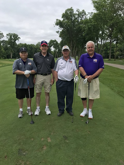 Quad Cities Alumni & Friends Gold Ourting, 6/17/19