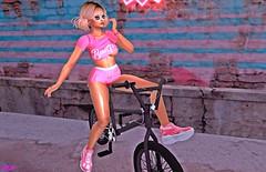 I´m Not A Bad Girl (alexandra sunny) Tags: amataria svp cosmopolitanevent gatcha secondlife blog blogger fashion female woman pink pose aviglam catwa maitreya prtty