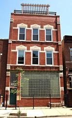 1441 N. Paulina Street (Brule Laker) Tags: chicago illinois wickerpark